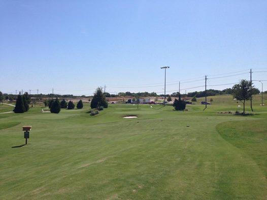 short course at Pecan Hollow Golf Course